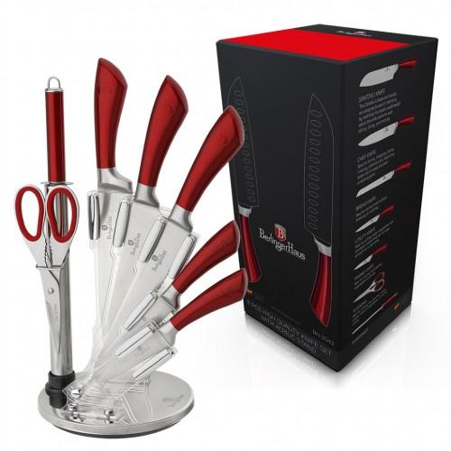 ВН-2043 Infinity Line Набір ножів на підставці 8 пр.