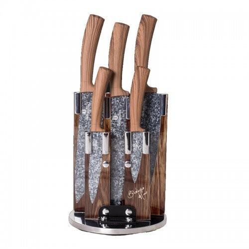 ВН - 2160 Forest Line Набір ножів на підставці 6 пр.