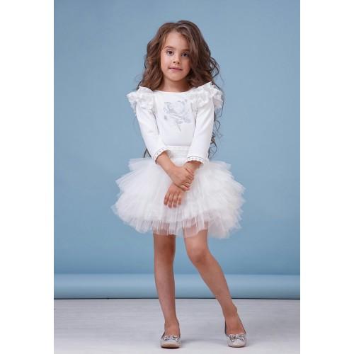 Комплект для дівчинки 64-8034-1