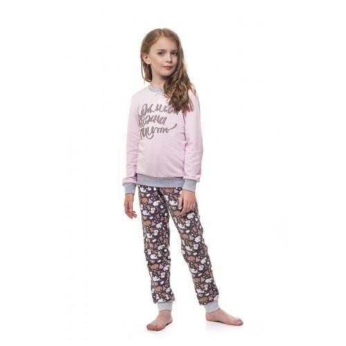 Піжама для дівчинки GNP 035/001