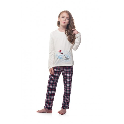Піжама для дівчинки GNP 047/001