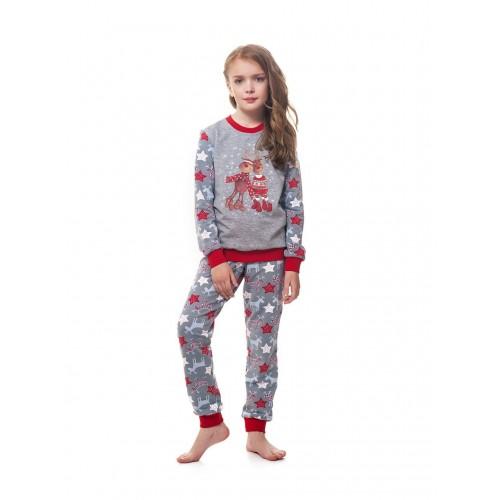 Піжама для дівчинки GNP 016/002