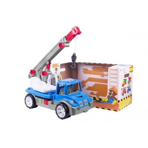 Іграшка Автокран ТехноК  3893