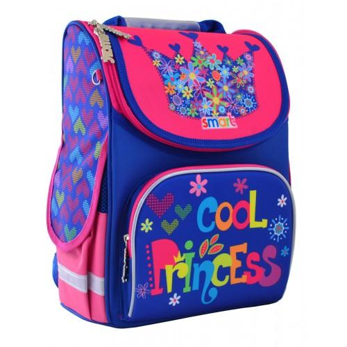 Рюкзак шкільний каркасний PG-11 Cool Princess 555906