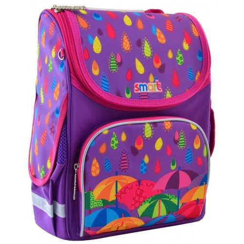 Рюкзак шкільний каркасний PG-11 Kapitoshka 555898