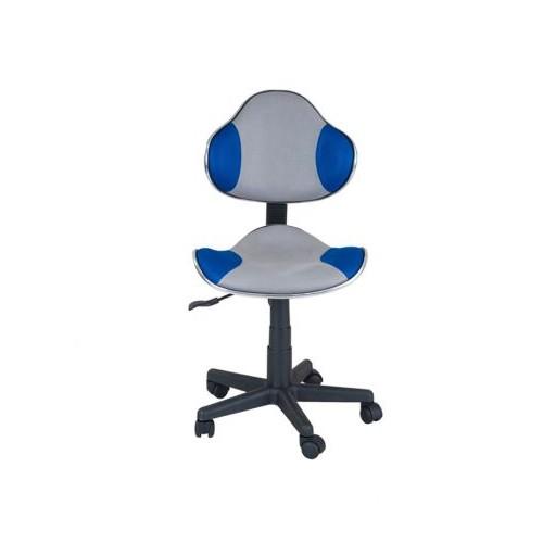 Дитяче крісло  для школяра FunDesk LST3 Blue-Grey