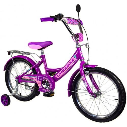 """Велосипед дитячий двоколісний 18 """"Like2bike Sprint"""