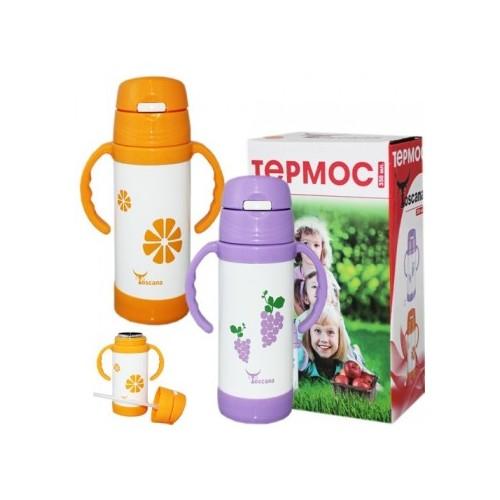 Термос дитячий Toscana 350 мл, з носиком для пиття 80167