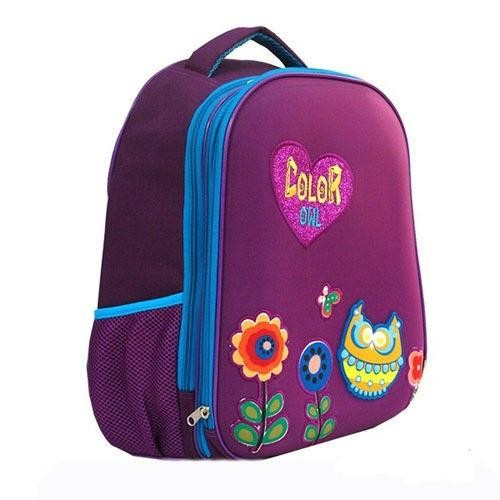 Рюкзак Color OWL  2815 ортопедичний, каркасний, Olli