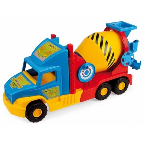 Бетонозмішувач малий Wader Super Truck 36590