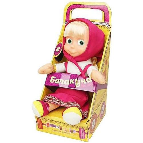 Інтерактивна лялька Маша ММ-8012U