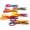 Ножницы детские, фигурные дыроколы, наборы канцелярские