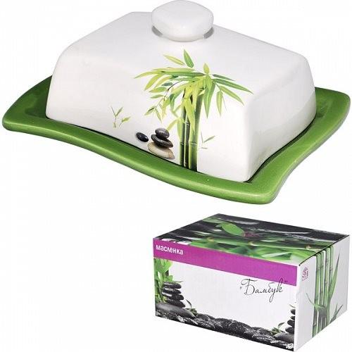 Масельничка Зелений бамбук 3395-01