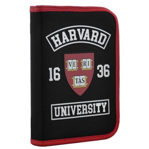 Пенал 1 Вересня твердий одинарний Harvard 531763