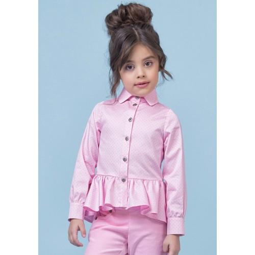 Блузка для дівчинки 26-7001-1, 26-7001-2
