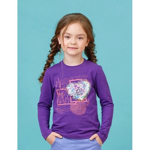 Джемпер для дівчинки 76-8012-1