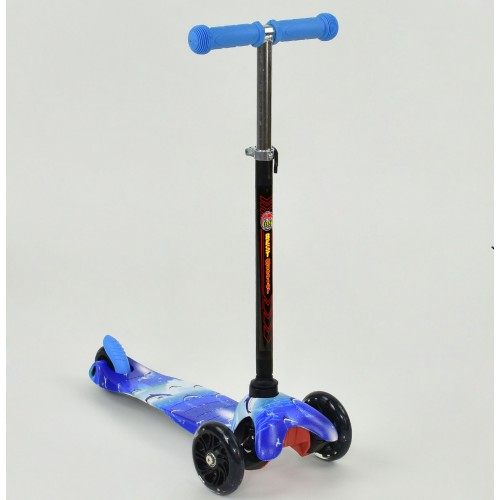 Самокат Best Scooter MINI А 24707 / 779-1231 Синій