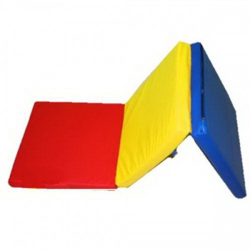 Мат складаний дитячий 150*50*5 см з 3-х частин Тia-sport
