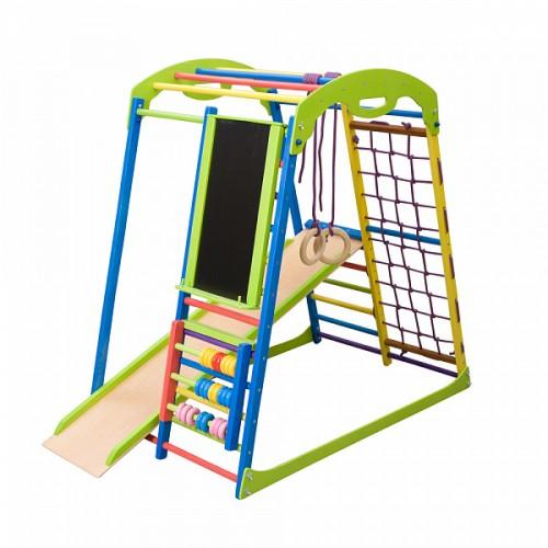 Дитячий спортивний комплекс для дому SportWood Plus
