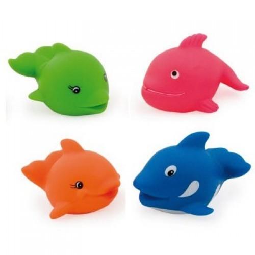 """Іграшка для купання """"Рибки / дельфін"""" 993 Canpol Babies"""