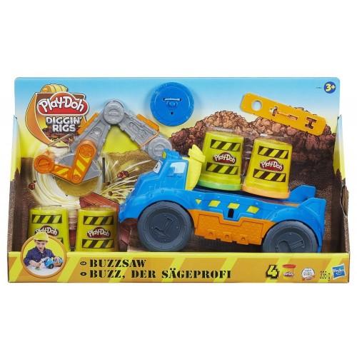 """Ігровий набір """"Весела пила"""" Play-Doh (A7394)"""