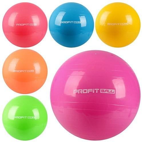 М'яч для фітнесу MS 0384 (85 см)