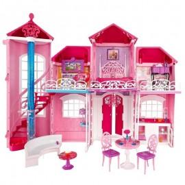 Будиночки і меблі для ляльки