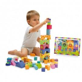 Кубики, пірамідки, головоломки